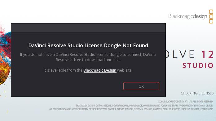 blackmagic forum view topic installing davinci resolve on ubuntu. Black Bedroom Furniture Sets. Home Design Ideas
